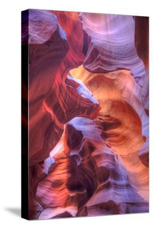 Upper Antelope Canyon Abstract Design, Arizona