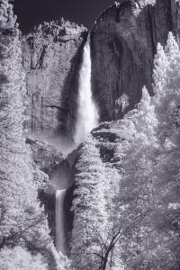 Yosemite Falls Infrared by Vincent James
