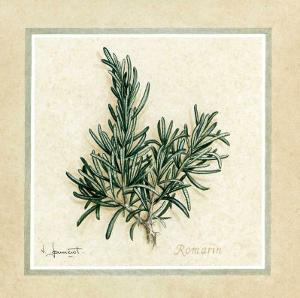 Herbes II by Vincent Jeannerot