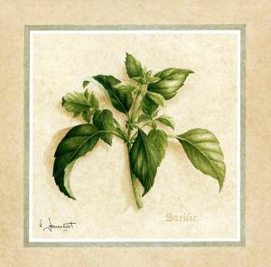 Herbes III by Vincent Jeannerot
