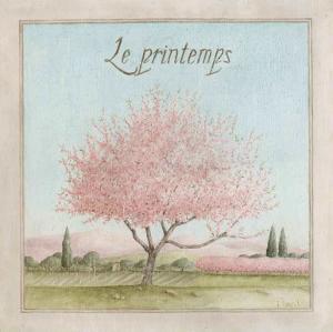Arbre au Printemps by Vincent Perriol