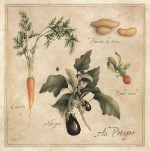 Au Potager by Vincent Perriol
