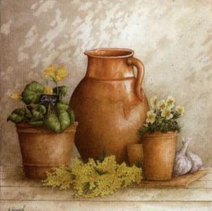 Cruche et Pot de Courge by Vincent Perriol