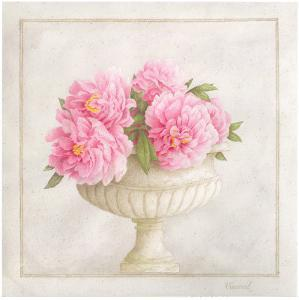 Vase Large De Roses by Vincent Perriol