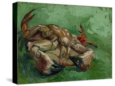 A Crab, Lying on His Back, 1889