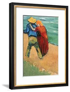 A Pair of Lovers, Arles, 1888 by Vincent van Gogh