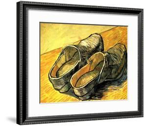 A Pair of Wooden Shoes, 1888 by Vincent van Gogh