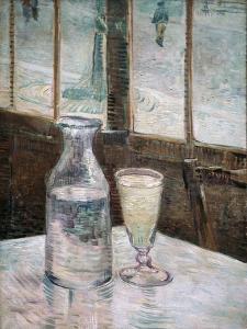 Absinthe by Vincent van Gogh