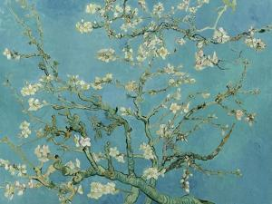 Almond Blossom. 1890 by Vincent van Gogh