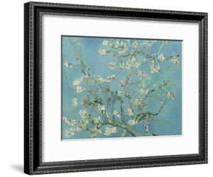 Almond Blossom, 1890 by Vincent van Gogh