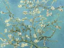 Peach Tree in Bloom at Arles, c.1888-Vincent van Gogh-Giclee Print