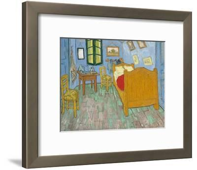 Bedroom in Arles · Vincent van Gogh. Framed Art  sc 1 st  Art.com & Beautiful Home Interiors framed-art-prints artwork for sale Art and ...
