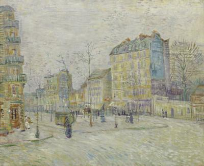 Boulevard de Clichy, 1887