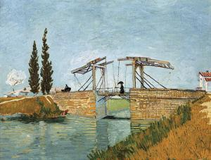 Bridge by Vincent van Gogh