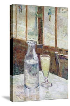 Caf' Table with Absinthe