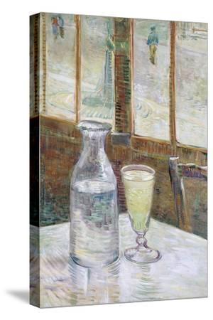 Café Table with Absinth, 1887