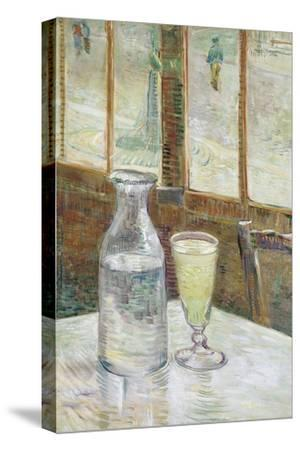 Cafe Table with Absinthe, 1887