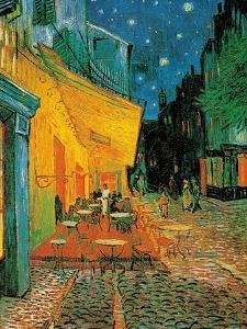 Café Terrace by Vincent van Gogh