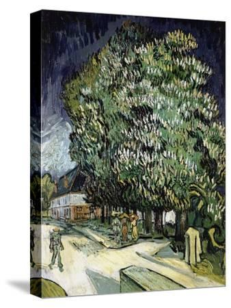 Chestnut Trees in Blossom, Auvers-Sur-Oise, 1890