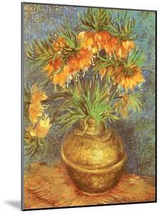 Copper Vase with Flowers, 1887 by Vincent van Gogh