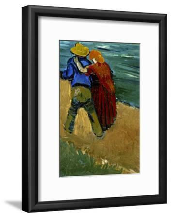 Eglogue En Provence - Un Couple D'Amoureux, 1888