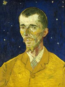 Eugène Boch by Vincent van Gogh