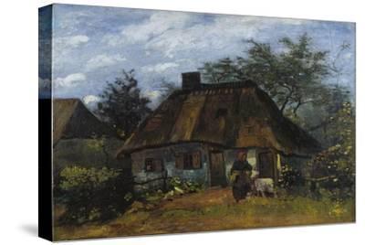 Farmhouse in Nuenen (La Chaumièr)