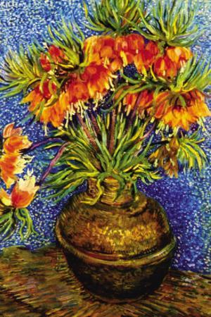 Fritillaries by Vincent van Gogh