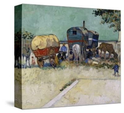 Gypsy Camp, c.1888