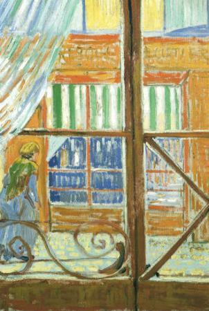 La Charcuterie, 1888 by Vincent van Gogh