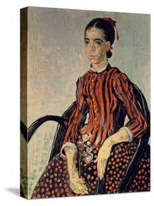 La Mousme, 1888 by Vincent van Gogh