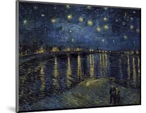 La Nuit Etoilée (Starry Night) by Vincent van Gogh