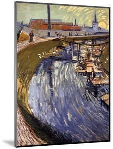 La Roubine du Roi, c.1888 by Vincent van Gogh