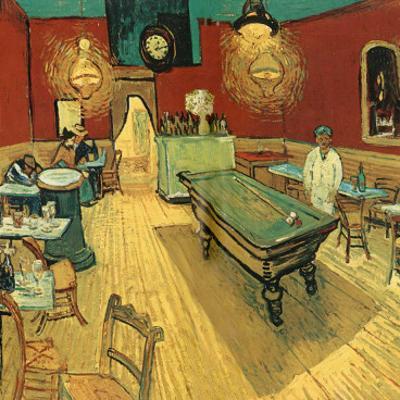 Le Café De Nuit, Place Lamartine