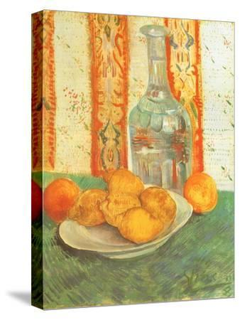 Lemons and Decanter, 1887