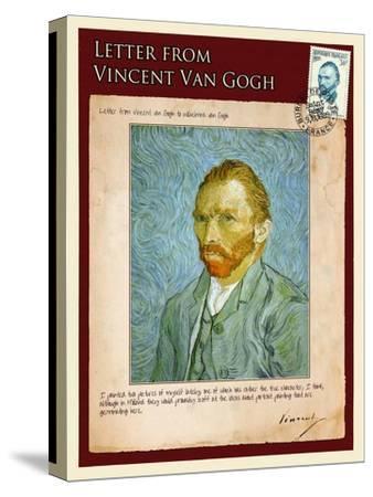 Letter from Vincent: Self-Portrait2