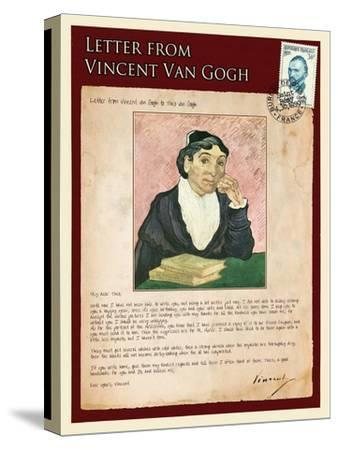 Letter from Vincent: The Portrait of the Arle´Sienne