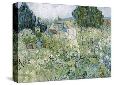Mademoiselle Gachet in Her Garden at Auvers-Sur-Oise, c.1890