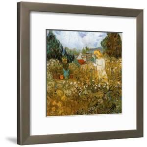 Marguerite Gachet Dans Son Jardin by Vincent van Gogh