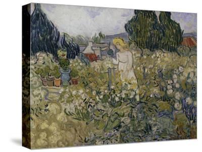 Marguerite Gachet in Her Garden, c.1890