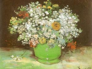 Mixed Bouquet, 1886 by Vincent van Gogh
