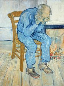 Old Man in Sorrow, 1890 by Vincent van Gogh