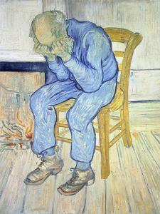 On the Threshold of Eternity (Old Man in Sorrow), 1890 by Vincent van Gogh