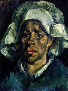 Peasant Woman, 1885 by Vincent van Gogh