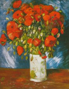 Beautiful vincent van gogh poppy artwork for sale posters and poppies c1886 vincent van gogh mightylinksfo
