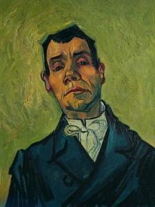 Portrait of a Man, c.1889-1890 by Vincent van Gogh