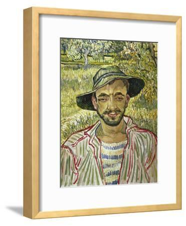 Portrait of a Young Farmer, 1889