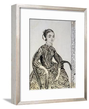 Portrait of a Young Lady (La Mousm), 1888