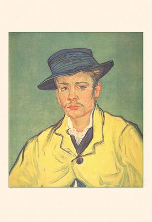Portrait of a Young Man by Vincent van Gogh
