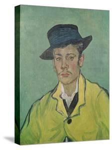 Portrait of Armand Roulin, c.1888 by Vincent van Gogh